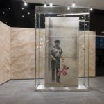 Banksy artwork saved, preserved, and on display in Toronto
